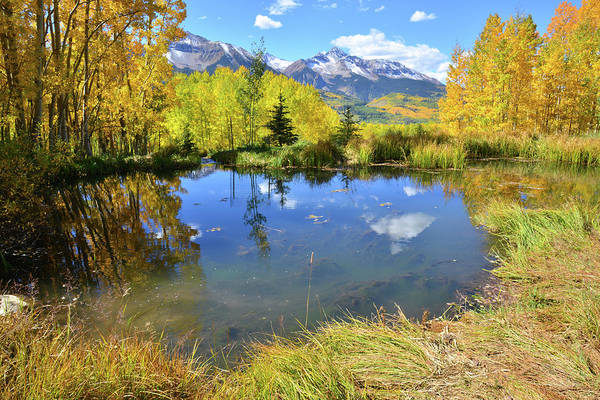 Mt. Wilson Photograph - Mountain Pond by Ray Mathis