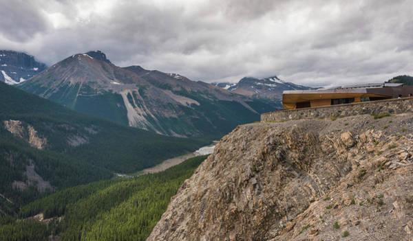 Photograph - Mountain Post by Kristopher Schoenleber