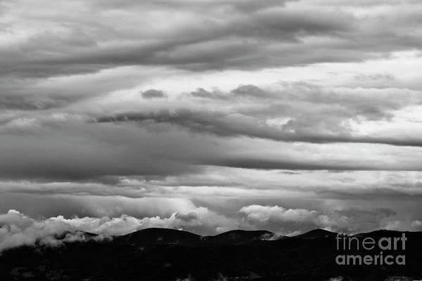 Photograph - Mountain Range 1 by Patrick M Lynch