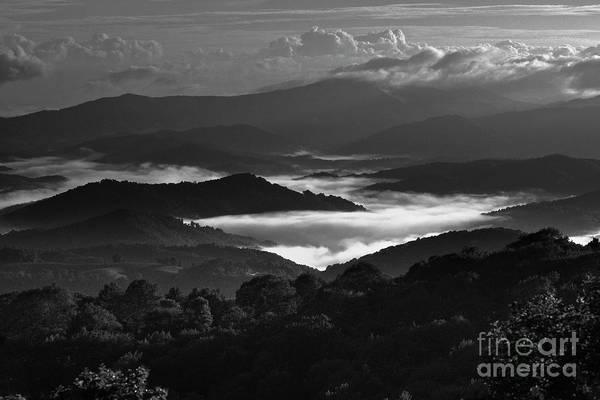 Photograph - Mountain Range 2 by Patrick M Lynch