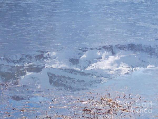 Wall Art - Photograph - Mountain Reflections by Angelika Heidemann