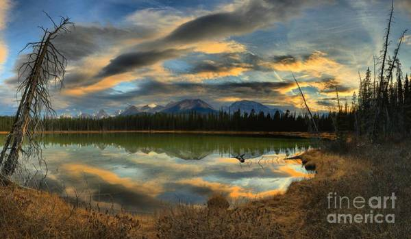 Photograph - Mountain Reflections In Buller Pond by Adam Jewell