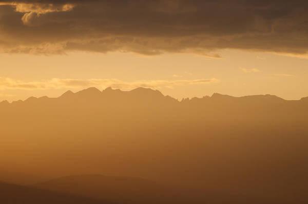 Photograph - Mountain Shadows by Colleen Coccia