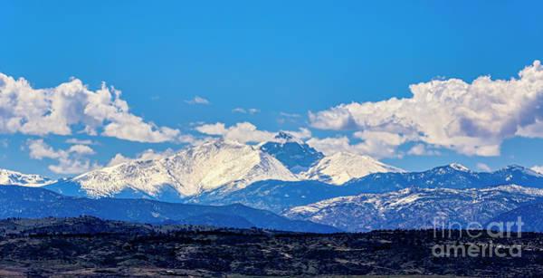 Photograph - Mountain Snow by Jon Burch Photography