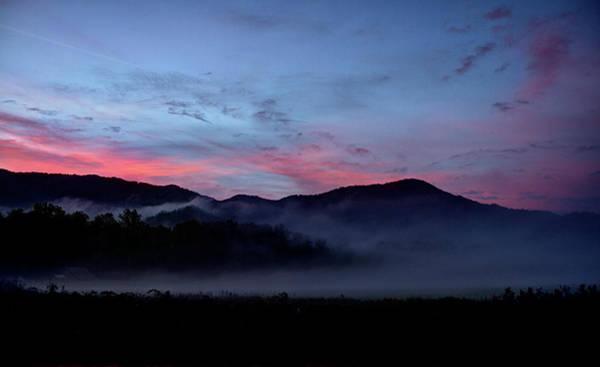 Photograph - Mountain Sunrise by Ree Reid