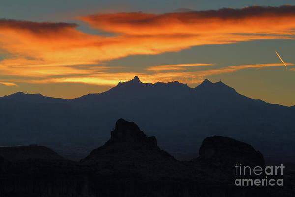Wall Art - Photograph - Mountain Sunrise by Rick Mann