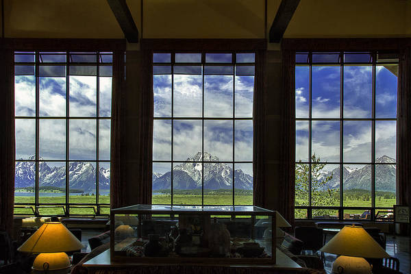 Wall Art - Photograph - Mountain View by Andrew Soundarajan