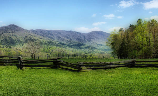 Photograph - Mountain View by Sandy Keeton