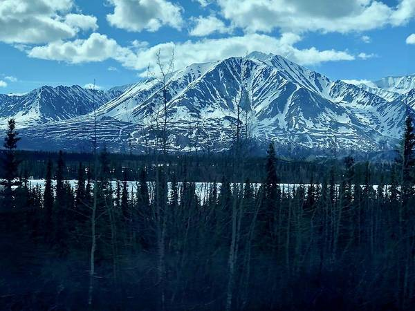 Photograph - Mountain View by Tony Mathews