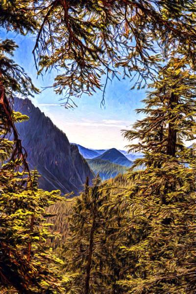 Photograph - Mountain Views by Anthony Baatz