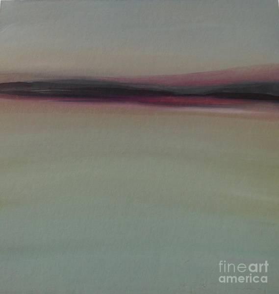 Mountains At Dawn Art Print