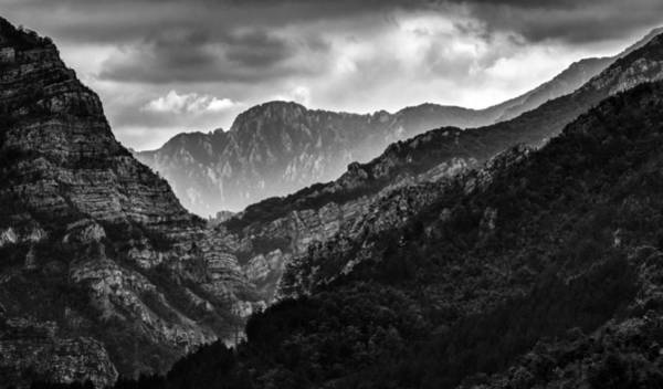 Photograph - Mountains Of Bosna by Jaroslaw Blaminsky
