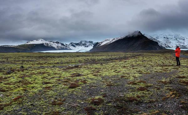 Photograph - Mountains Of Iceland by Pradeep Raja PRINTS