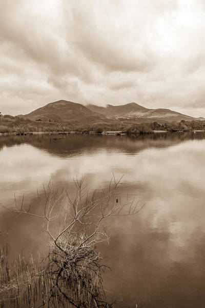 Irish Landscape Photograph - Mountains Of Killarney Np by W Chris Fooshee