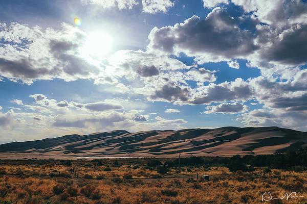 Photograph - Mountains Of Sand by Dennis Dempsie