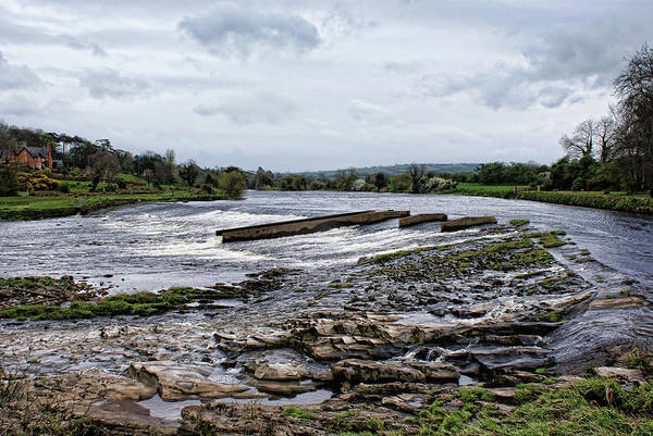 Photograph - Mourne River At Sion Mills by Colin Clarke