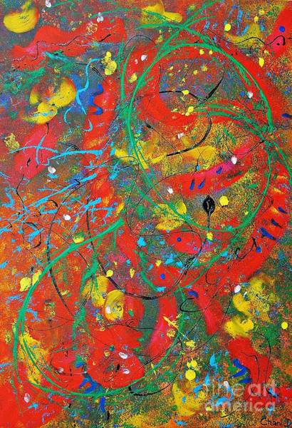 Painting - Movement by Chani Demuijlder