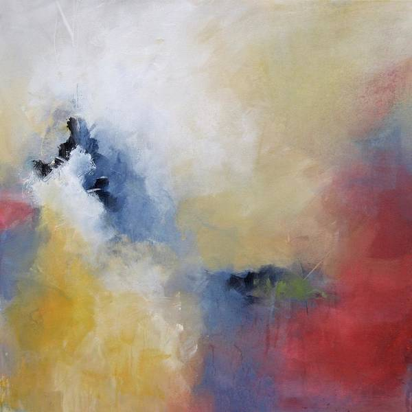 Wall Art - Painting - Movin' To The Music by Karen Hale