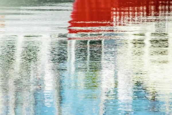 Wall Art - Photograph - Moving Reflections by Karol Livote