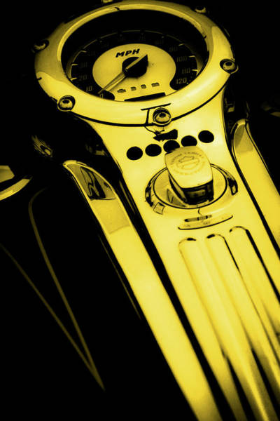 Photograph - Mph Yellow 5485 G_3 by Steven Ward