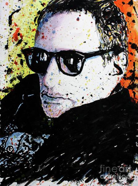 Mr Fagen Art Print