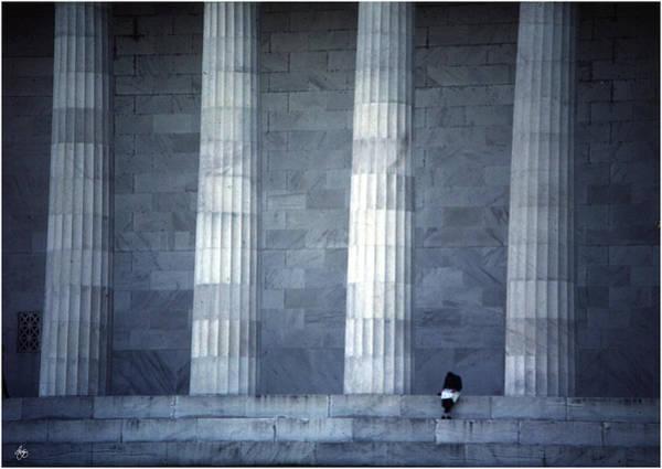 Photograph - Mr Lincolns Legacy by Wayne King