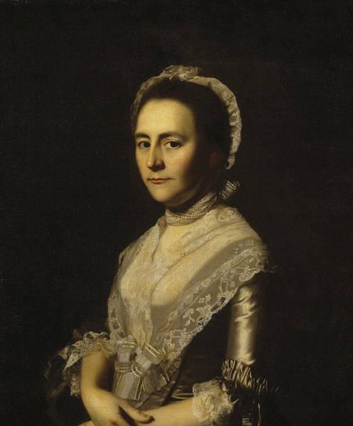 Painting - Mrs Alexander Cumming by John Singleton Copley
