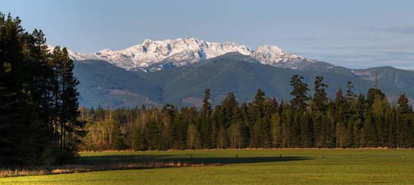 Photograph - Mt Arrowsmith by Randy Hall