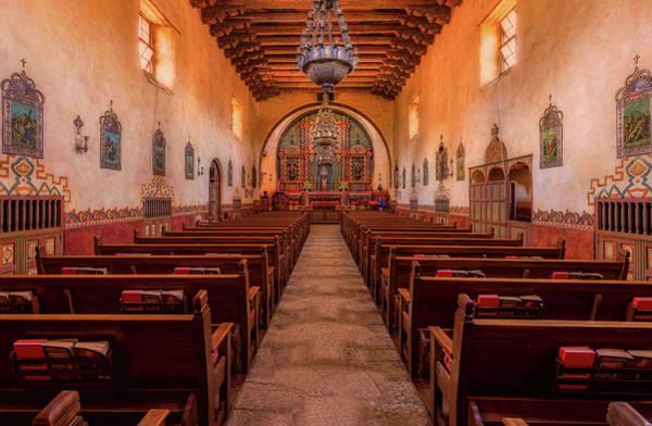 Photograph - Mt. Carmel Sanctuary by Thomas Hall