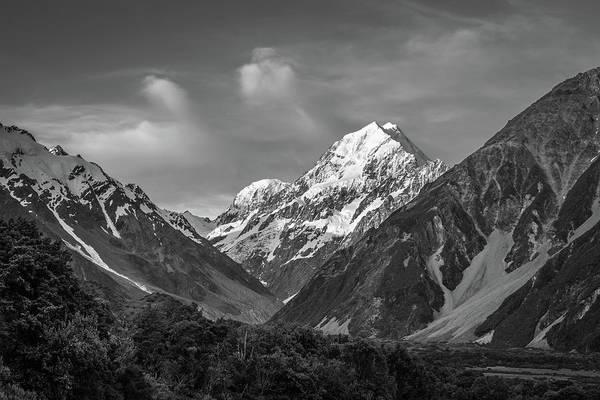 Mt. Adams Photograph - Mt Cook Wilderness by Racheal Christian