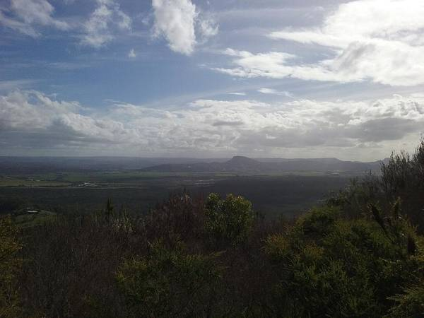 Photograph - Mt Coolum by Cassy Allsworth