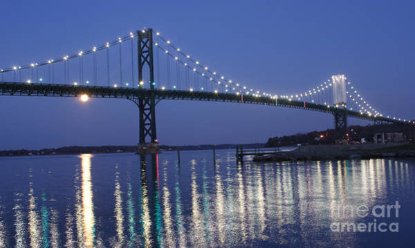 Wall Art - Photograph - Mt Hope Bridge by Jim Beckwith