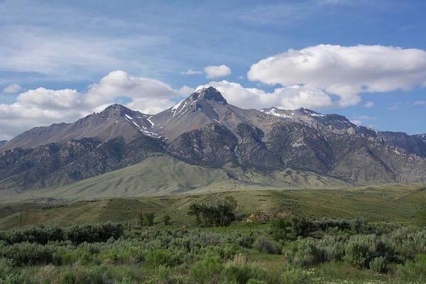 Photograph - Mt. Mccaleb by Aaron Spong
