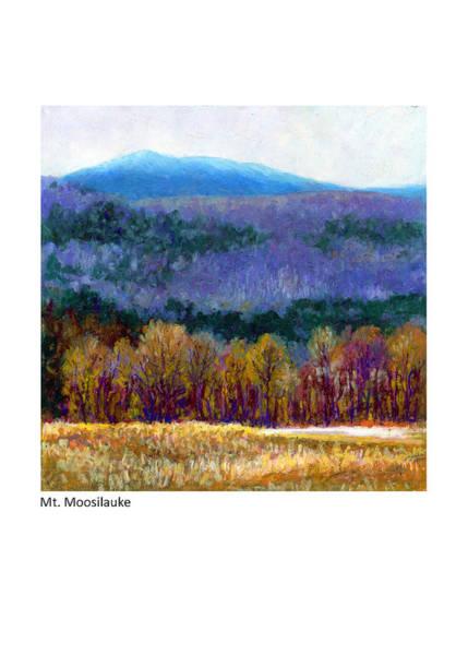 Pastel - Mt. Moosilauke by Betsy Derrick