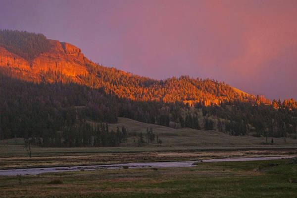 Photograph - Mt. Norris by Steve Stuller