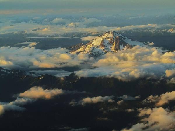 Mount Rainier Painting - Mt Rainier by Caterina Frank