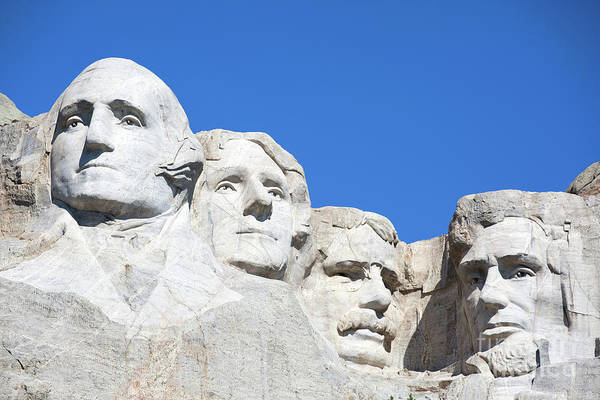 Mt. Rushmore Art Print