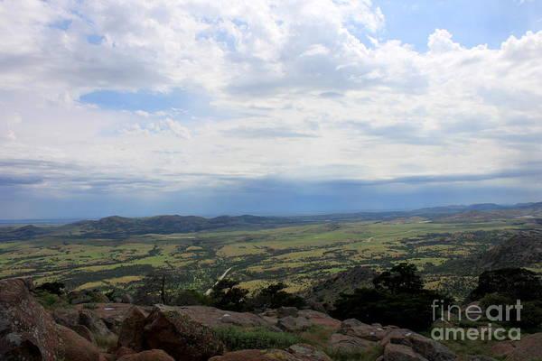 Wall Art - Photograph - Mt. Scott Landscape by Eric Irion