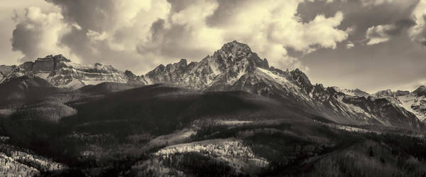 Photograph - Mt. Sneffels by Angela Moyer