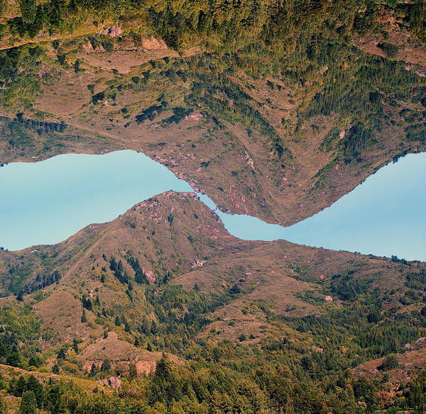 Photograph - Mt. Tamalpaikiss by Ben Upham III