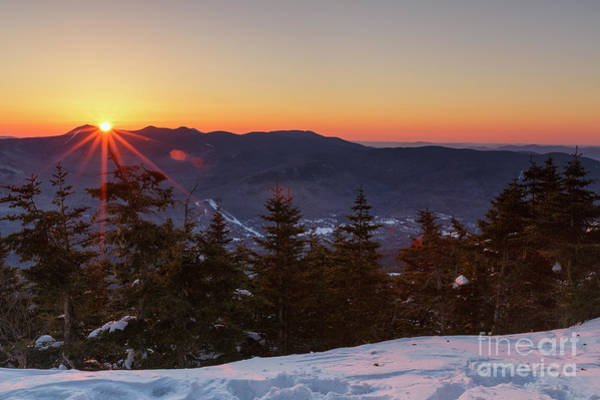 Photograph - Mt Tecumseh - White Mountains New Hampshire by Erin Paul Donovan