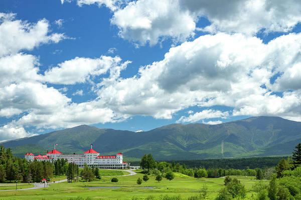 Photograph - Mt Washington Hotel by Robert Clifford