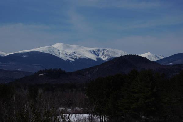 Photograph - Mt Washington by Mary Vinagro
