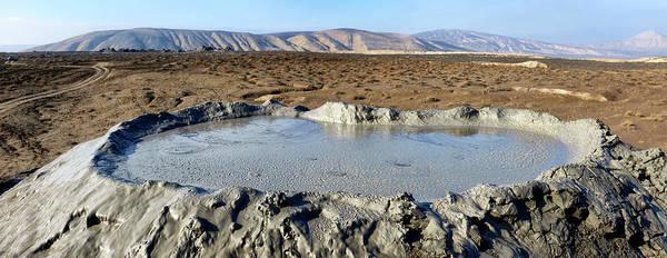 Photograph - Mud Vulcano by Fabrizio Troiani