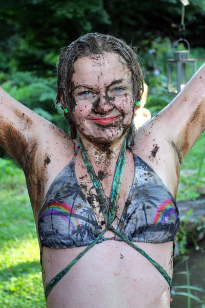 Photograph - Mudd Bath by Jennifer Robin