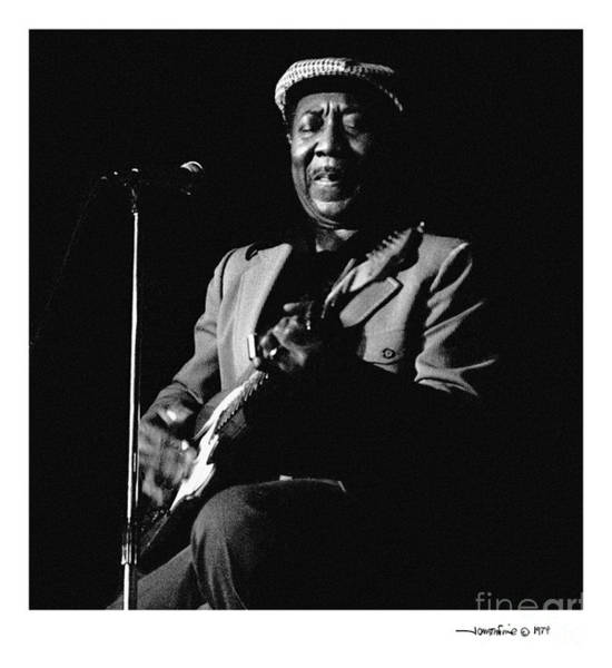 Muddy Waters 2 Art Print