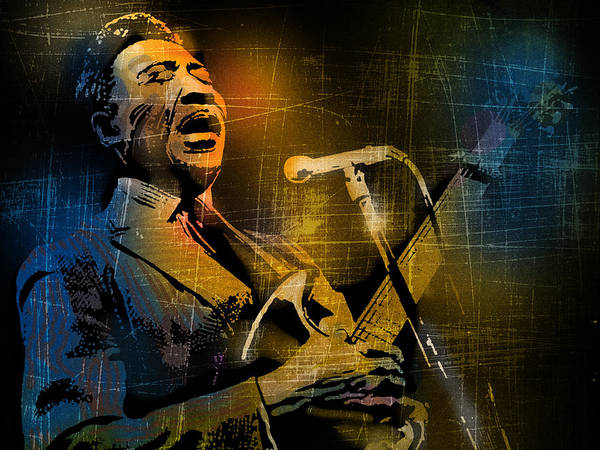 Wall Art - Painting - Muddy Waters by Paul Sachtleben
