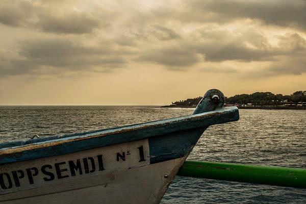 La Libertad Photograph - Muelle Puerto La Libertad I by Totto Ponce