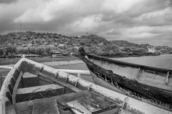 La Libertad Photograph - Muelle Puerto La Libertad II by Totto Ponce