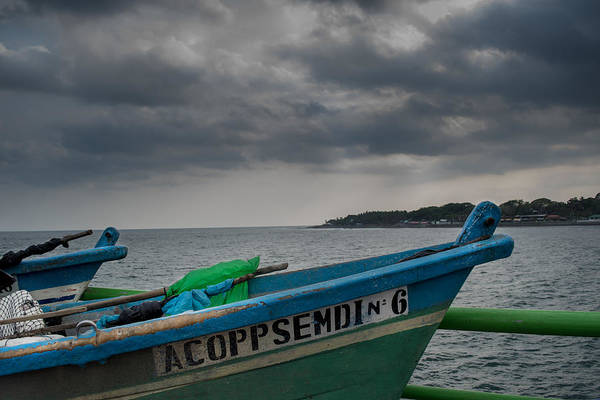 La Libertad Photograph - Muelle Puerto La Libertad IIi by Totto Ponce